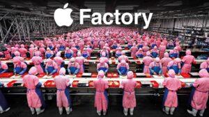Vídeo: por dentro da fábrica de iPhones da Foxconn na China