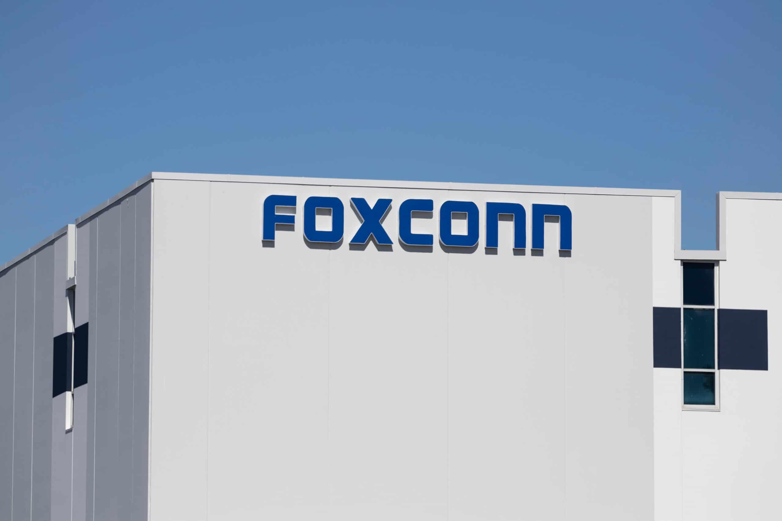 Fábrica da Foxconn