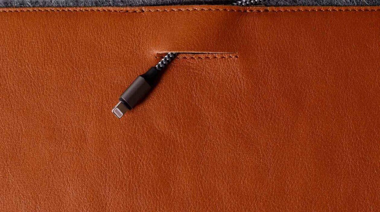 Leather Desk Mat, da Harber London