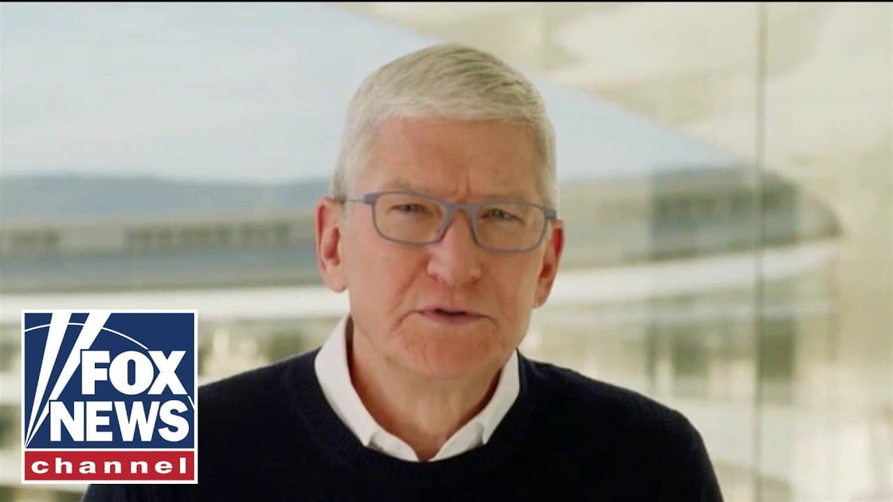 Tim Cook para a Fox News