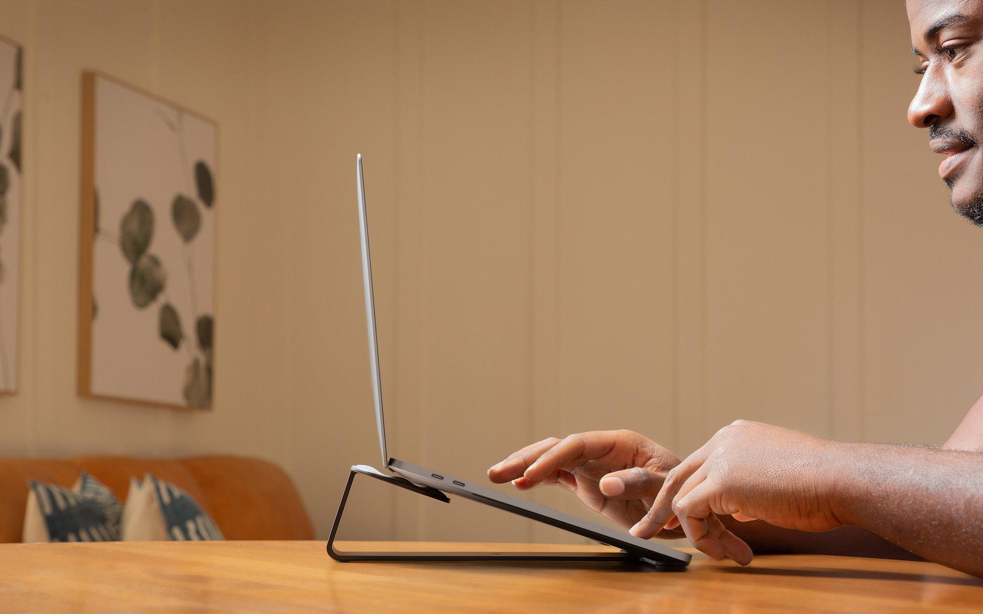 ParcSlope, apoio para MacBooks e iPads da Twelve South