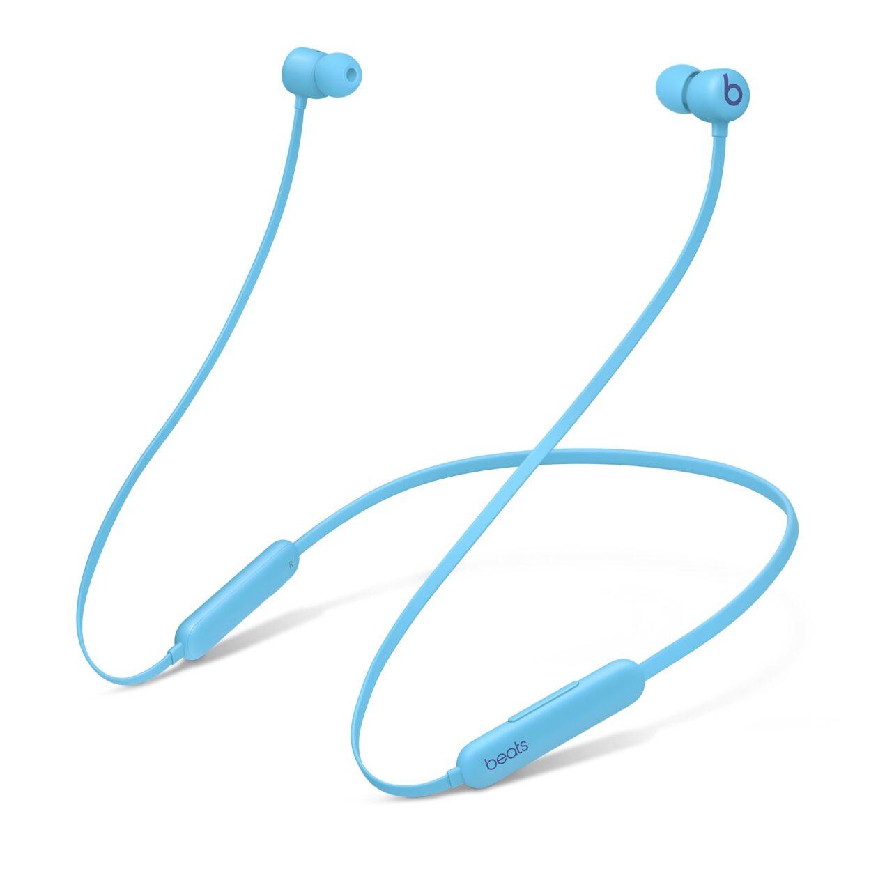 Beats Flex na cor azul