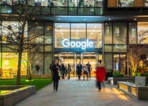 Sede do Google em Londres