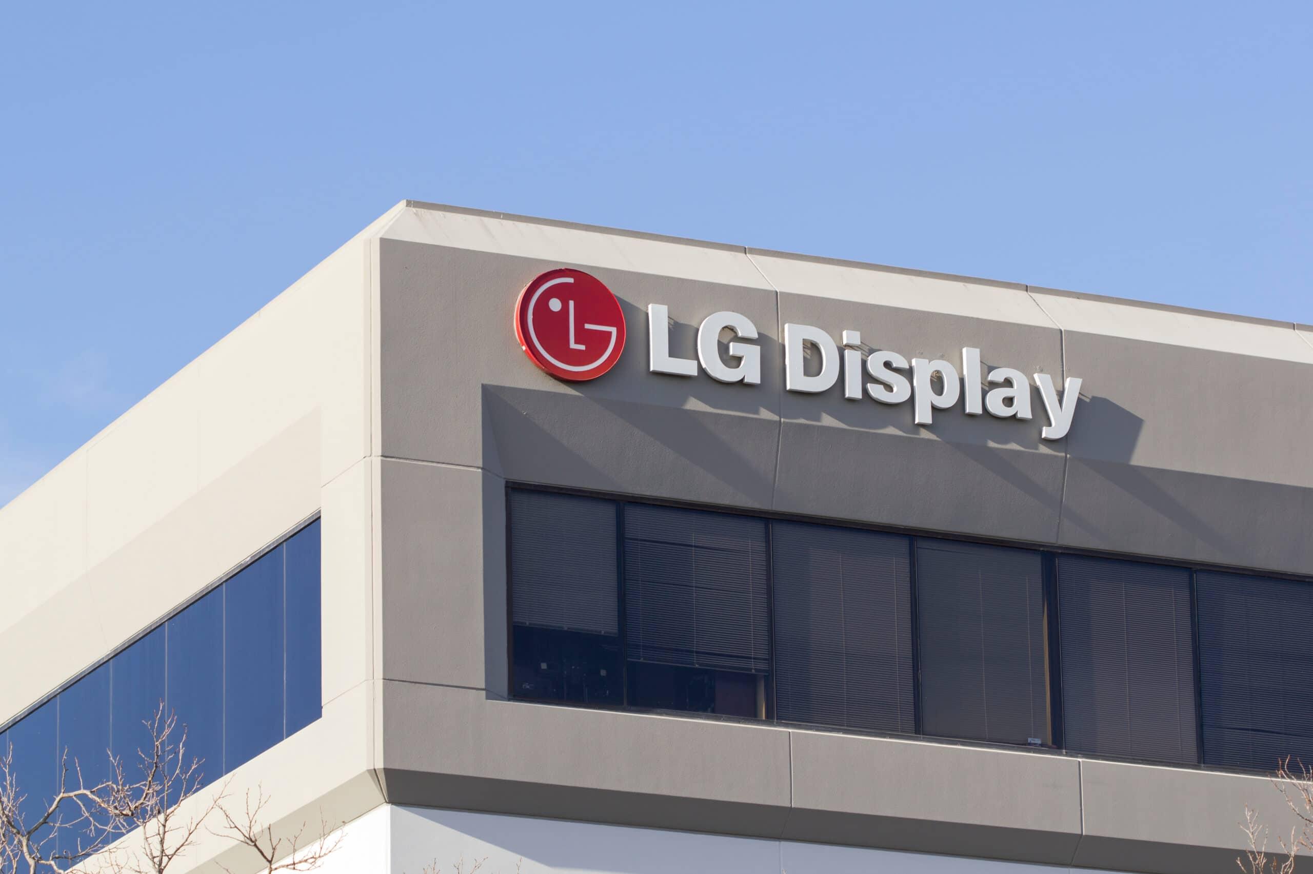 Fábrica da LG Display em San Jose, na Califórnia