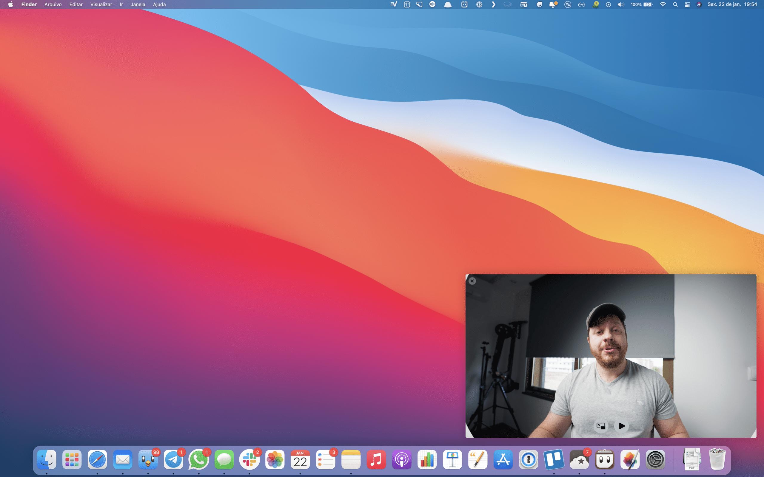PiP no Mac