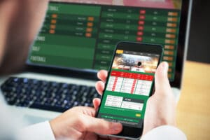 App de apostas para iPhone