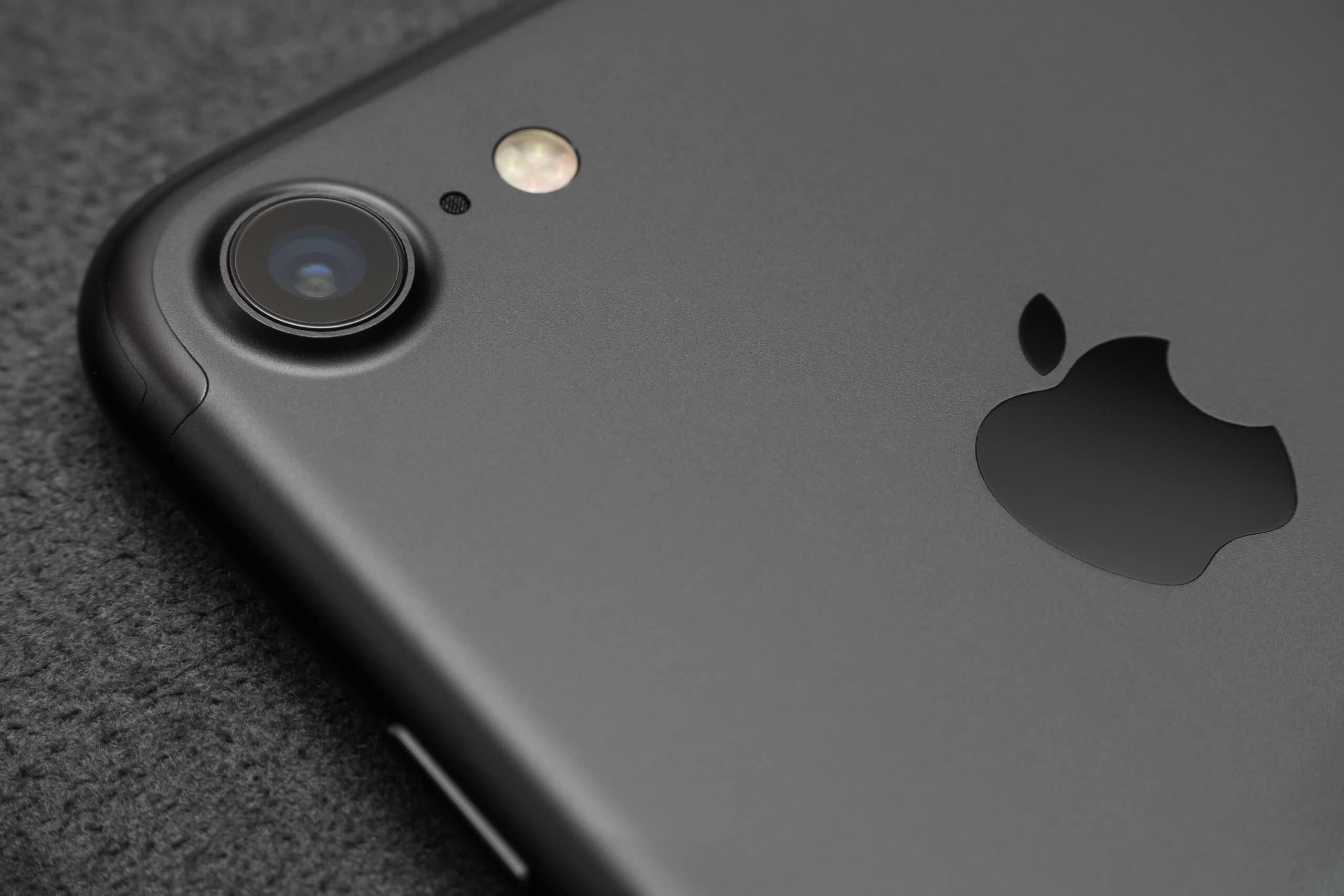Câmera/flash do iPhone 7