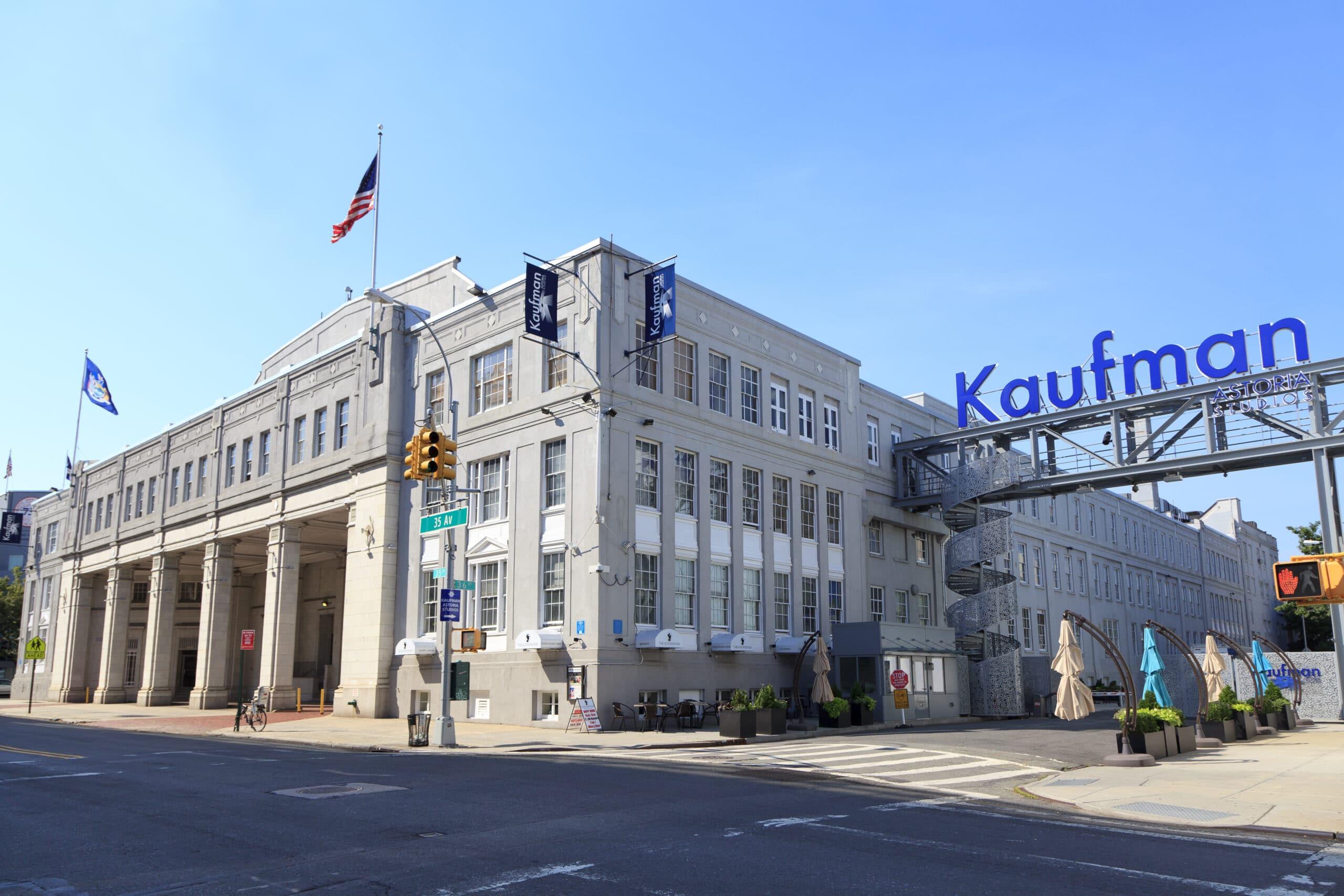 Kaufman Astoria Studios em Nova York