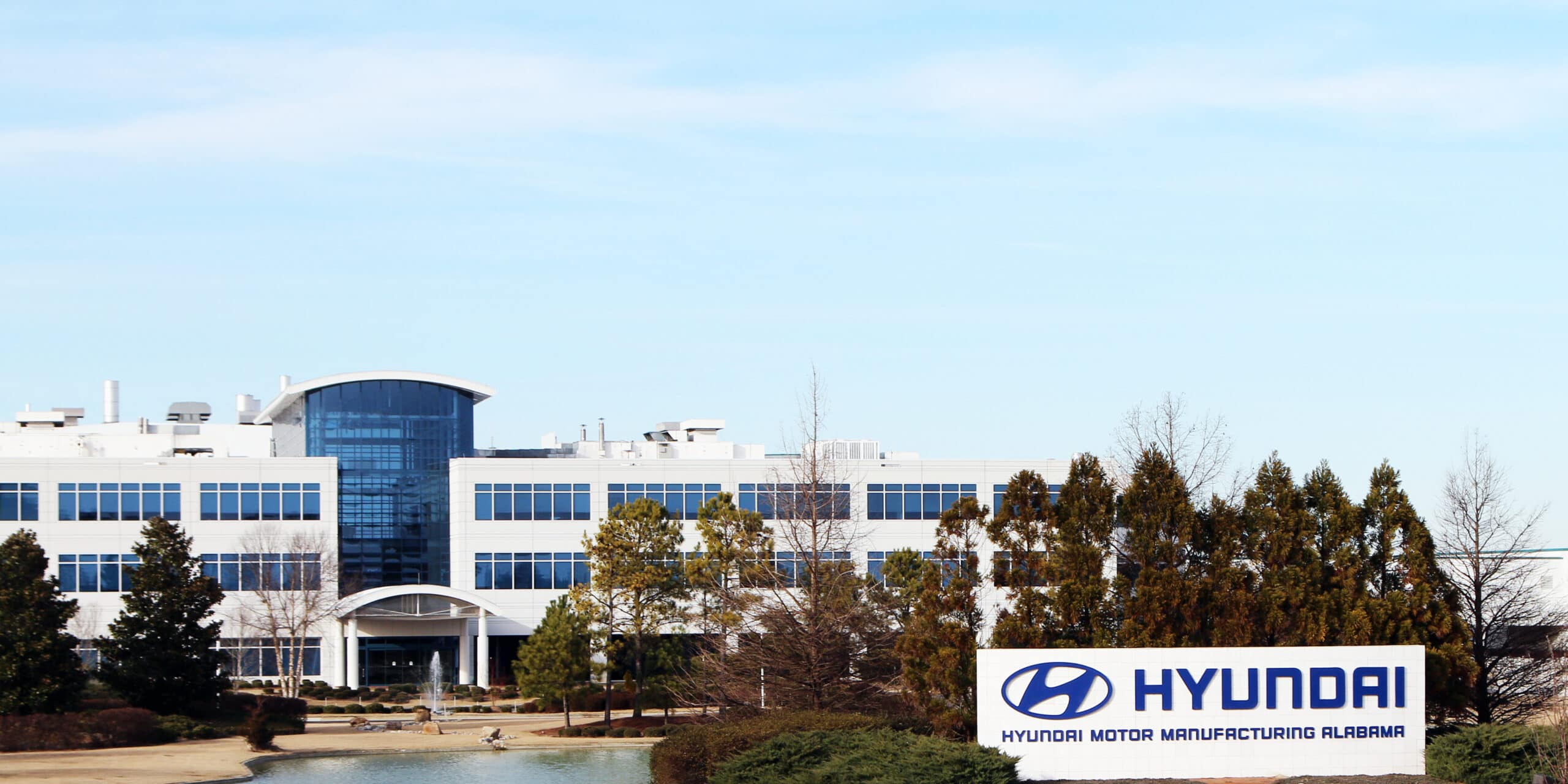 Fábrica da Hyundai no Alabama