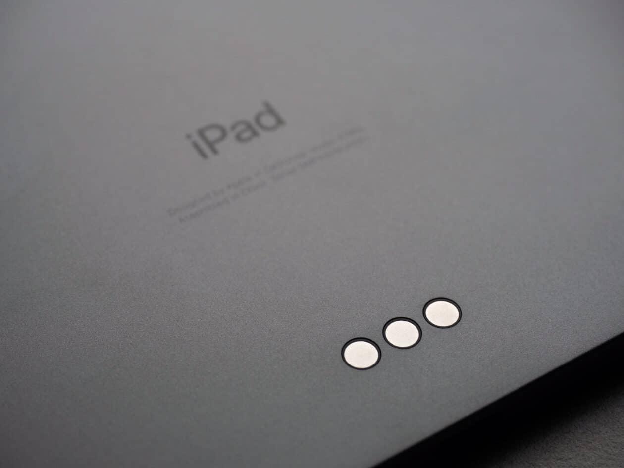 Smart Connector do iPad Pro