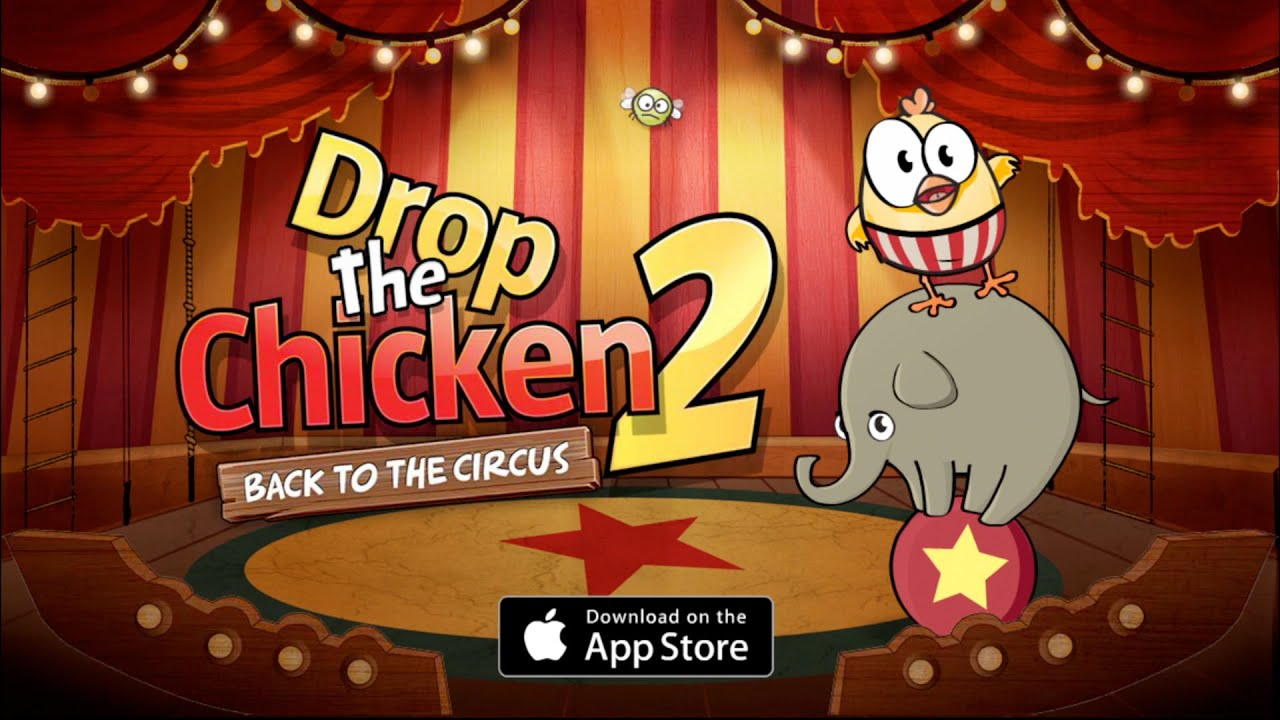 Drop The Chicken 2 The Circus