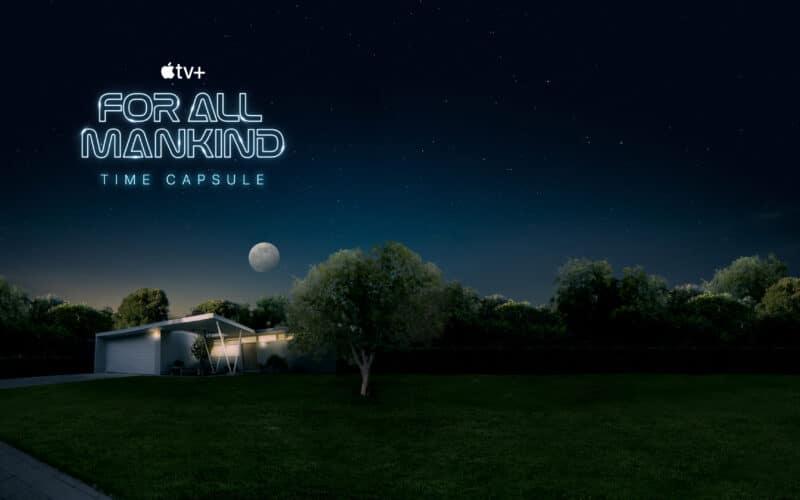 """Experiência em AR - """"For All Mankind"""""""