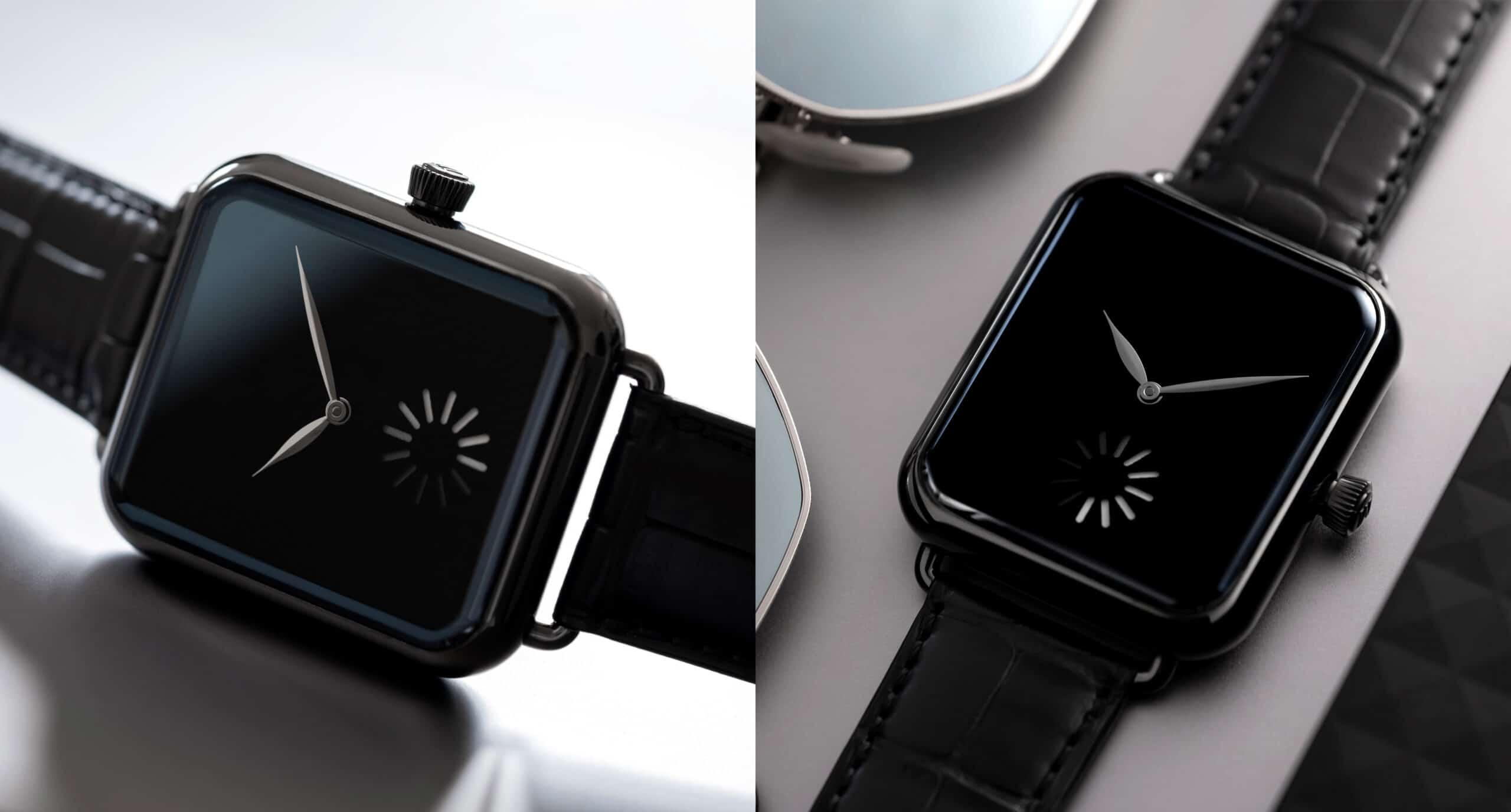 Swiss Alp Watch Final Upgrade, clone suíço do Apple Watch