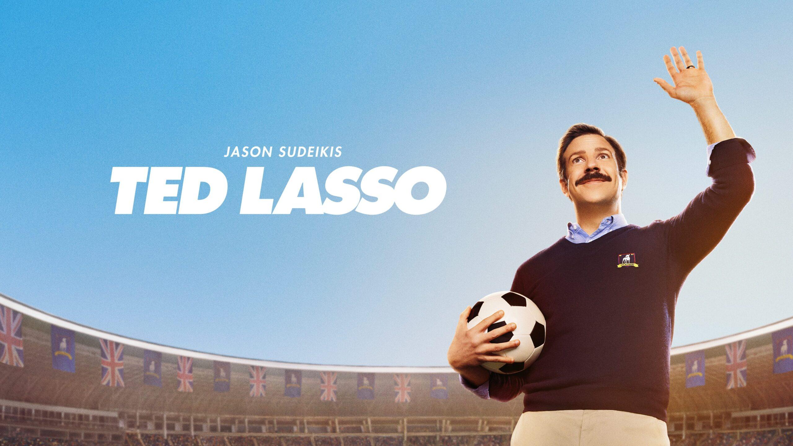 """Ted Lasso"", série do Apple TV+"