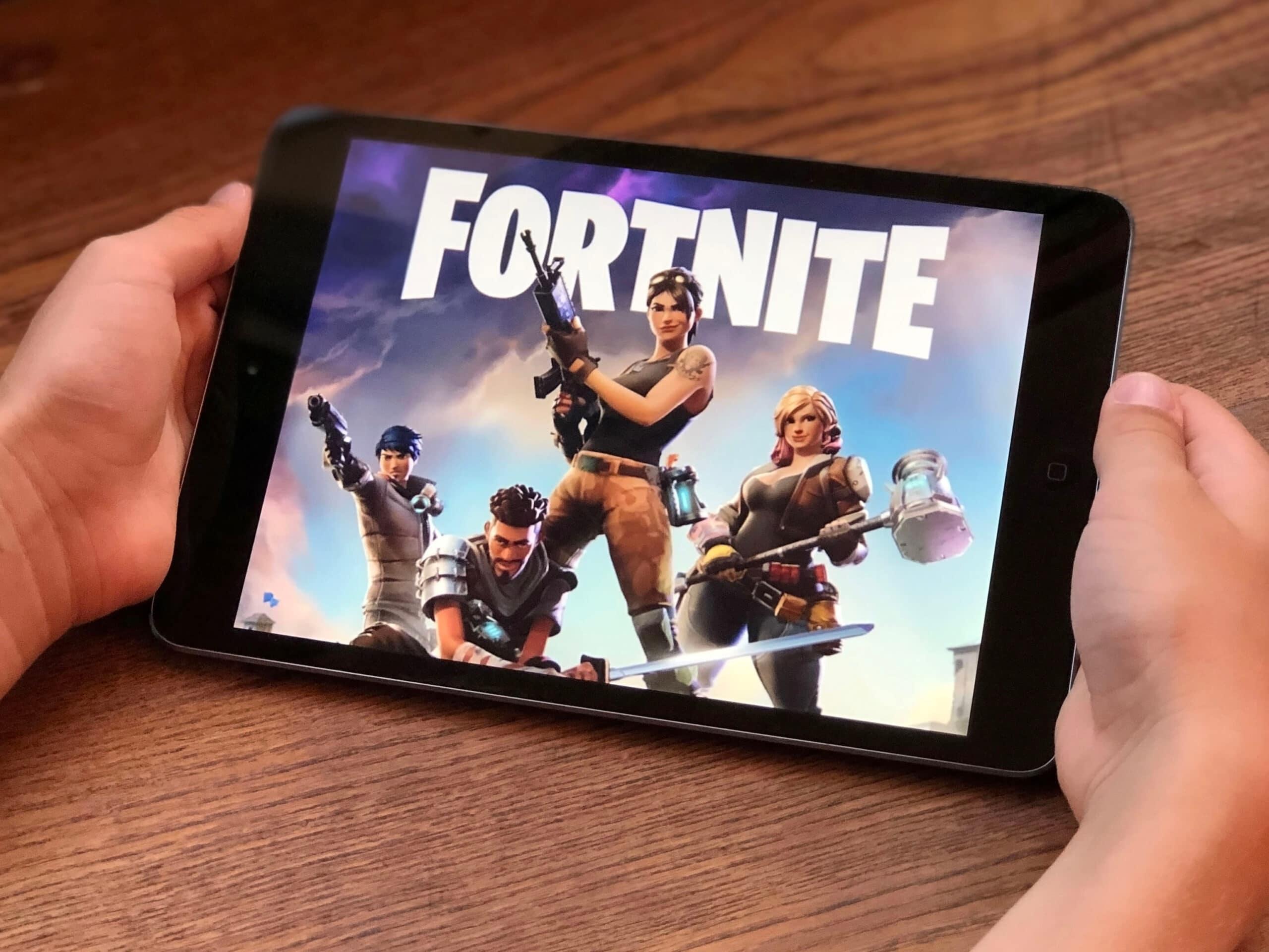 Fortnite no iPad