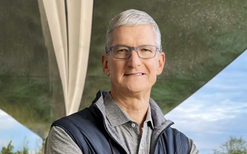 Tim Cook para Outside