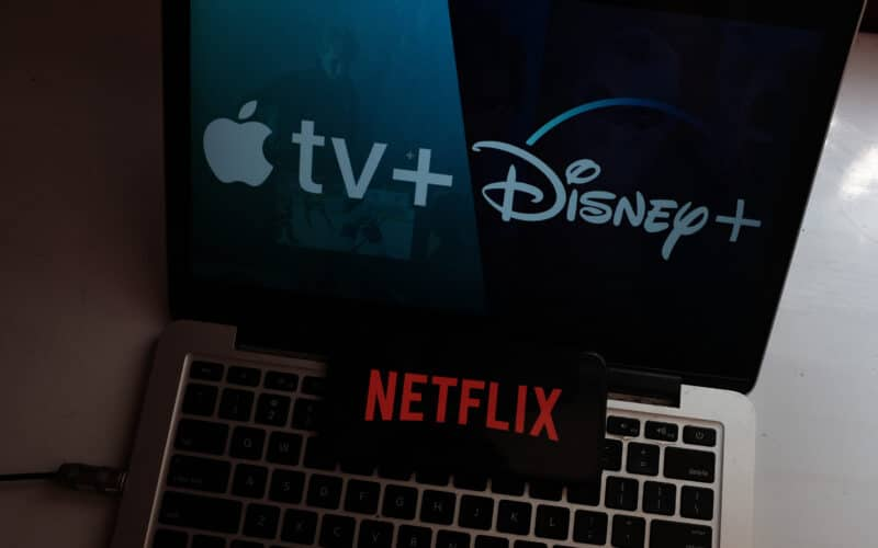 Apple TV+,Disney+ e Netflix