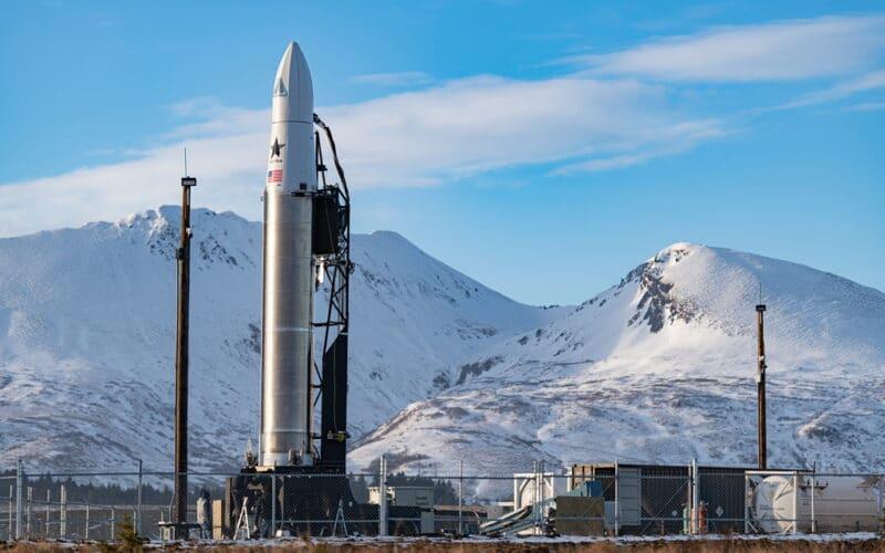 Astra, startup de foguetes