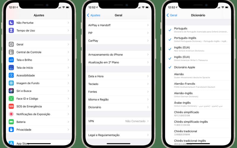 Adicionando dicionário no iPhone