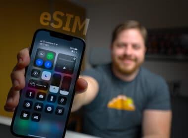 eSIM no iPhone