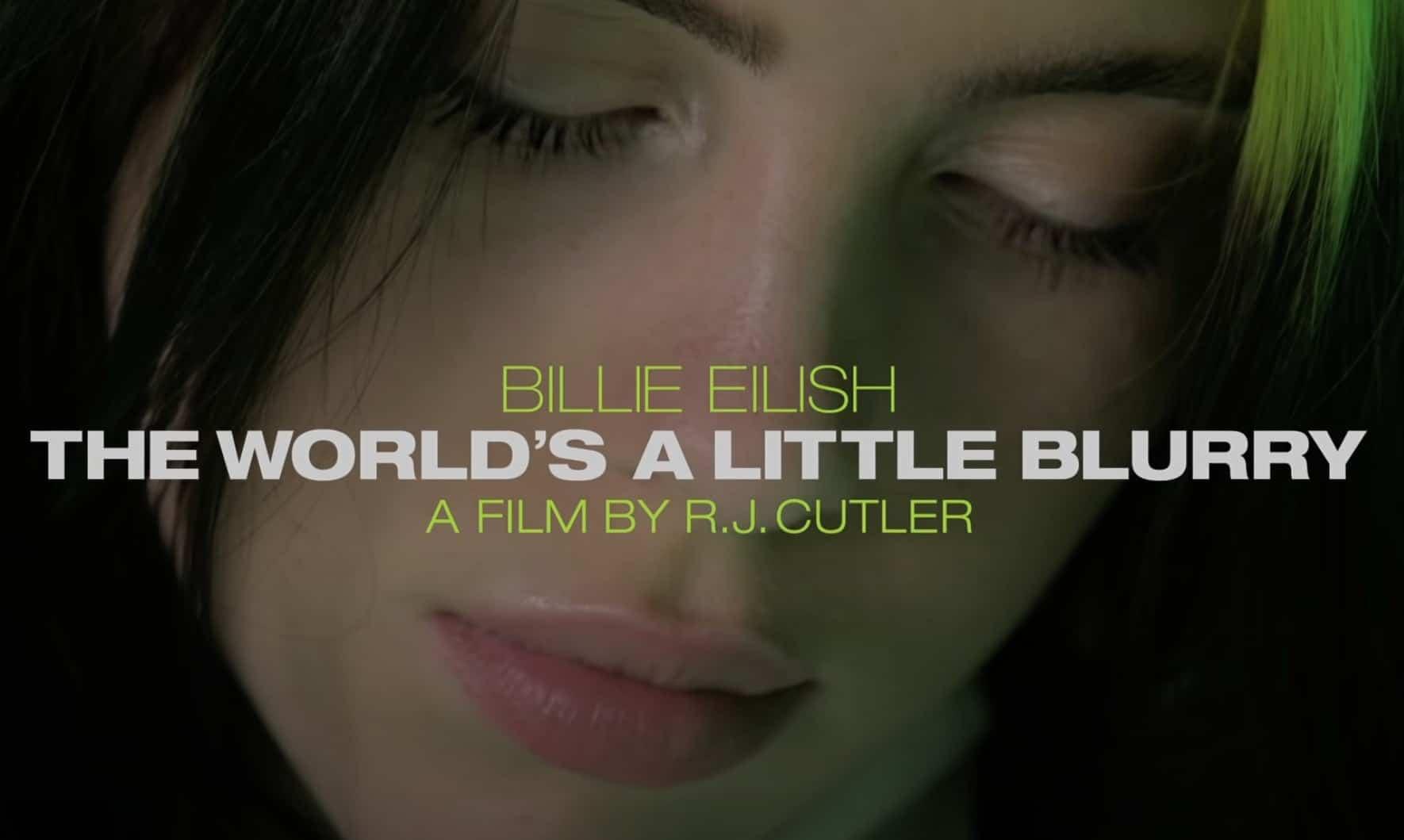 Documentário de Billie Eillish