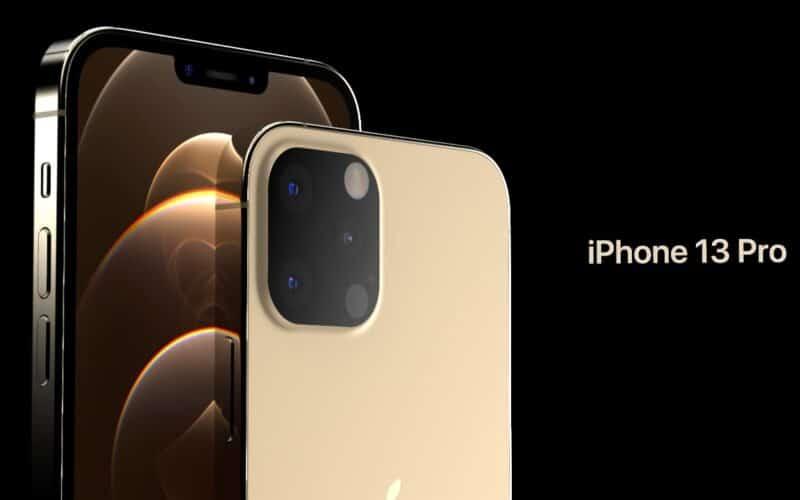 """Vídeo de conceito de """"iPhone 13 Pro"""""""