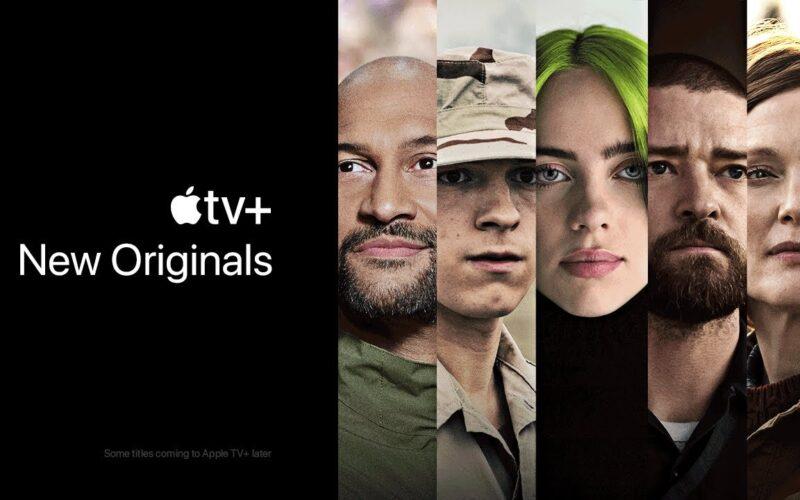 Novidades do Apple TV+ para 2021