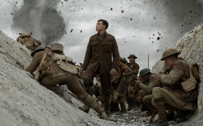 """Filme """"1917"""""""