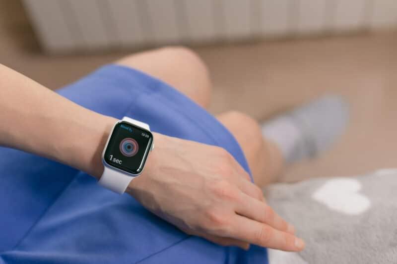 Medindo a oxigenação no sangue com o Apple Watch