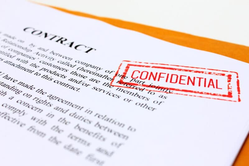 Documento confidencial