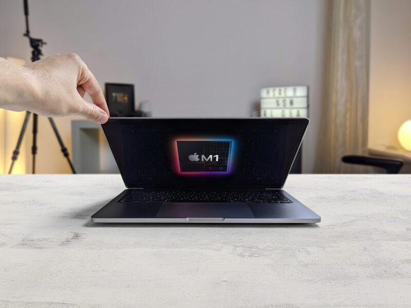 MacBook Pro com chip M1