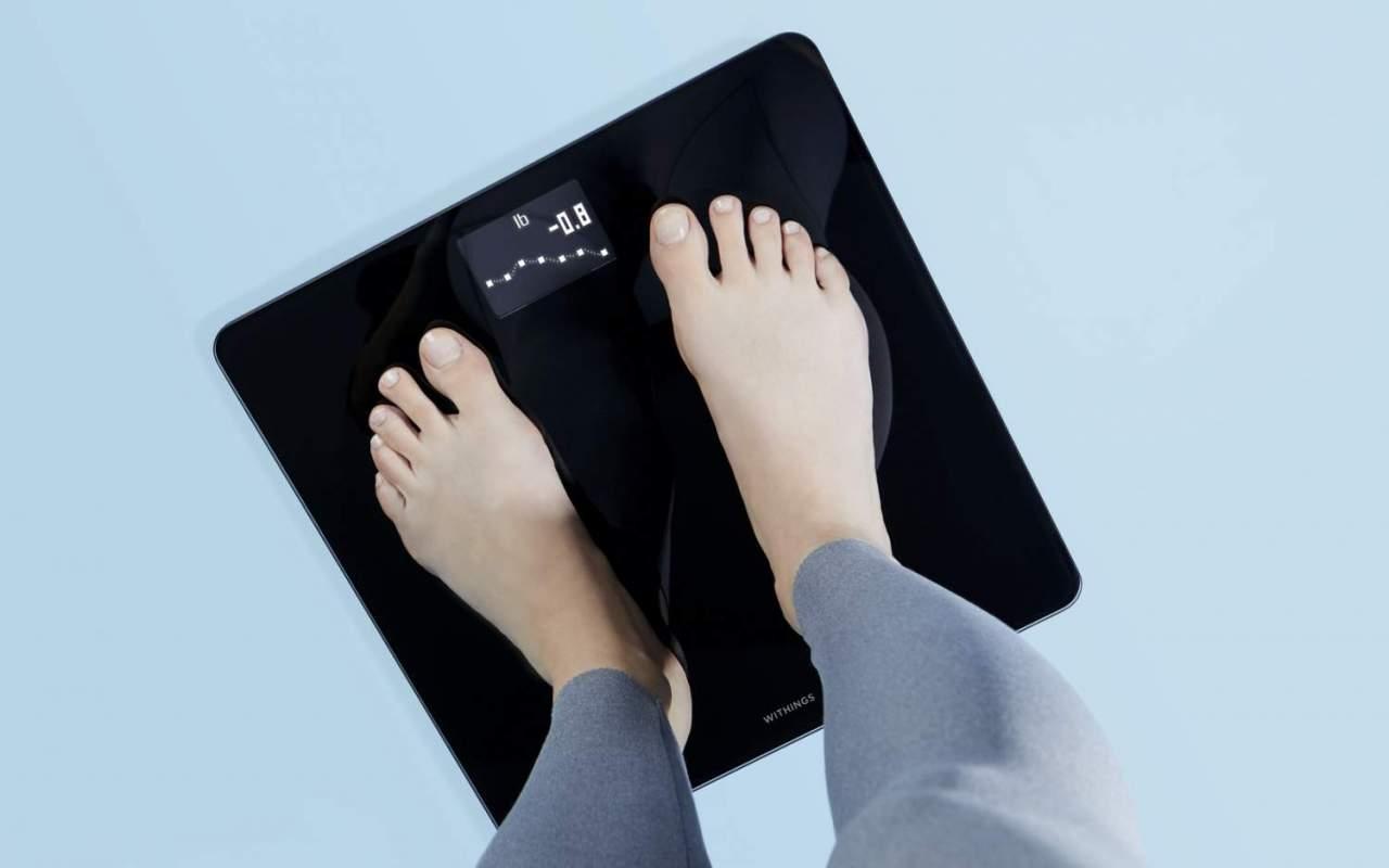 Balança inteligente Withings Body Pro