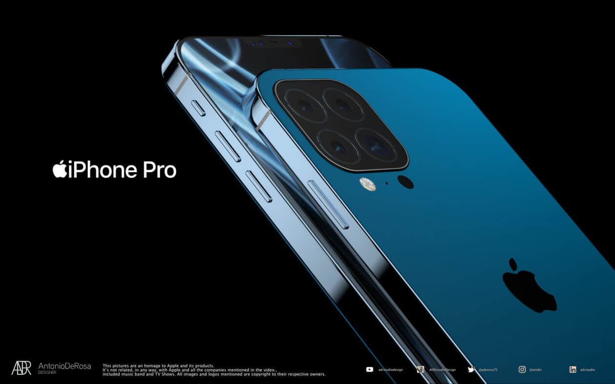 "Conceito: ""iPhone Pro"""