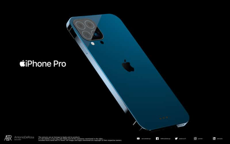 "Conceito: ""iPhone Pro"""