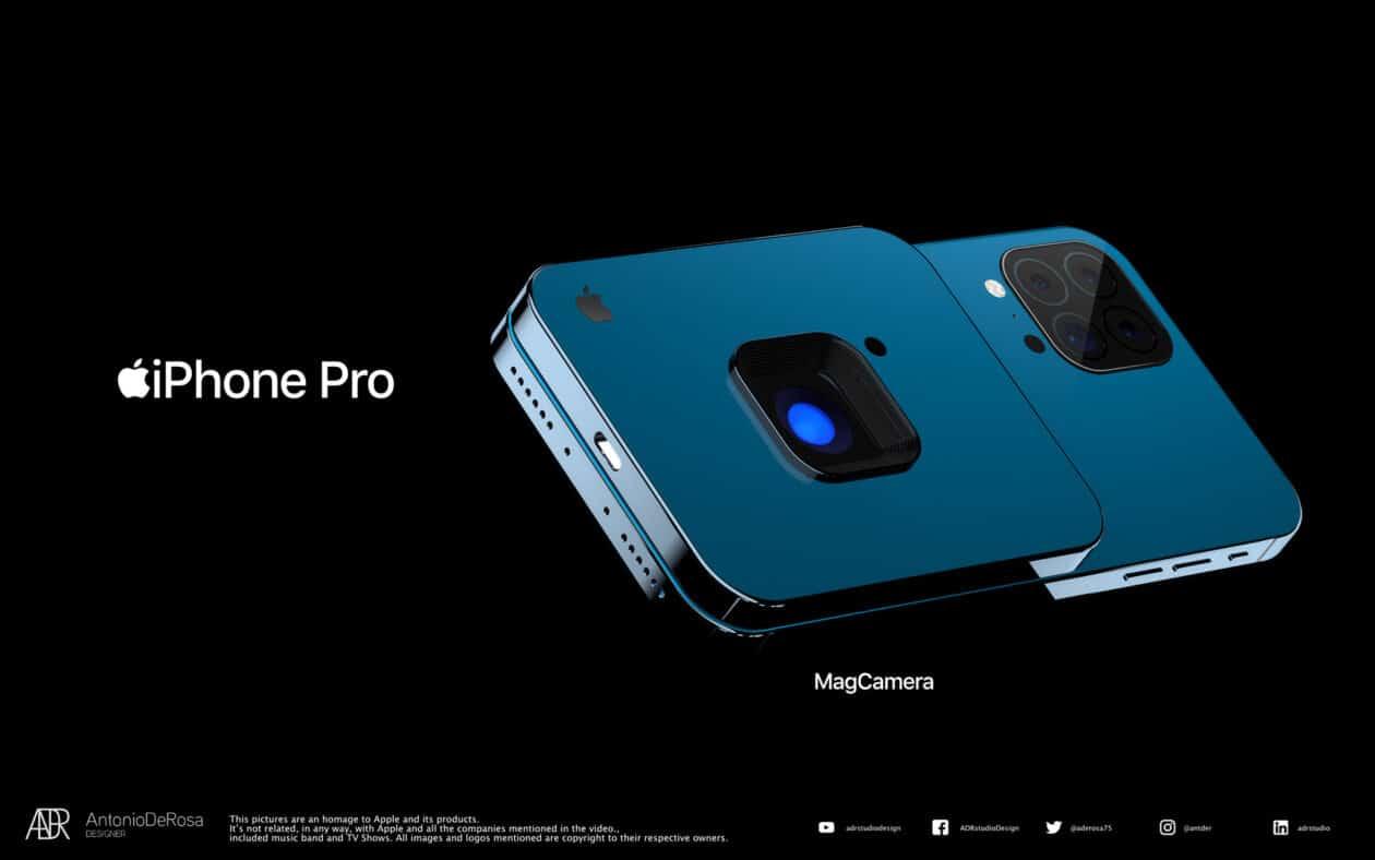 """Conceito: """"MagCamera"""""""