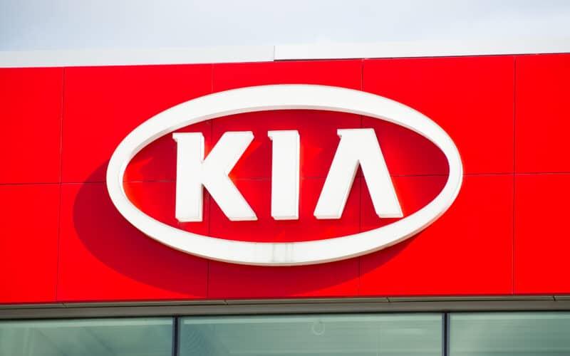 Logo da Kia Motors