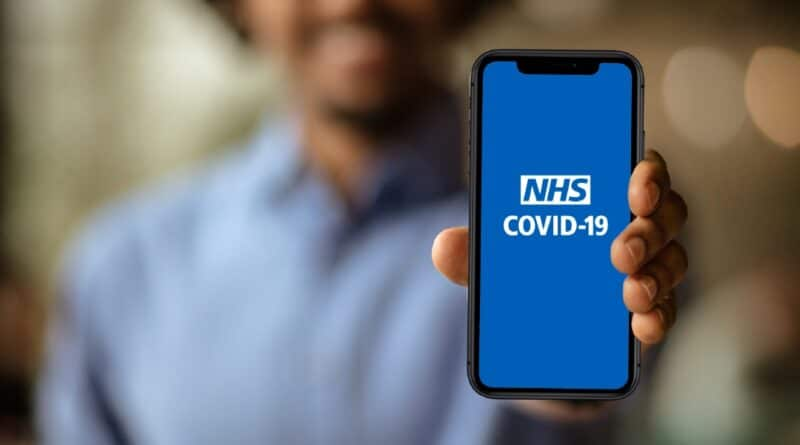 Aplicativo NHS Covid-19