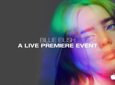 Evento estreia do documentário de Billie Eilish