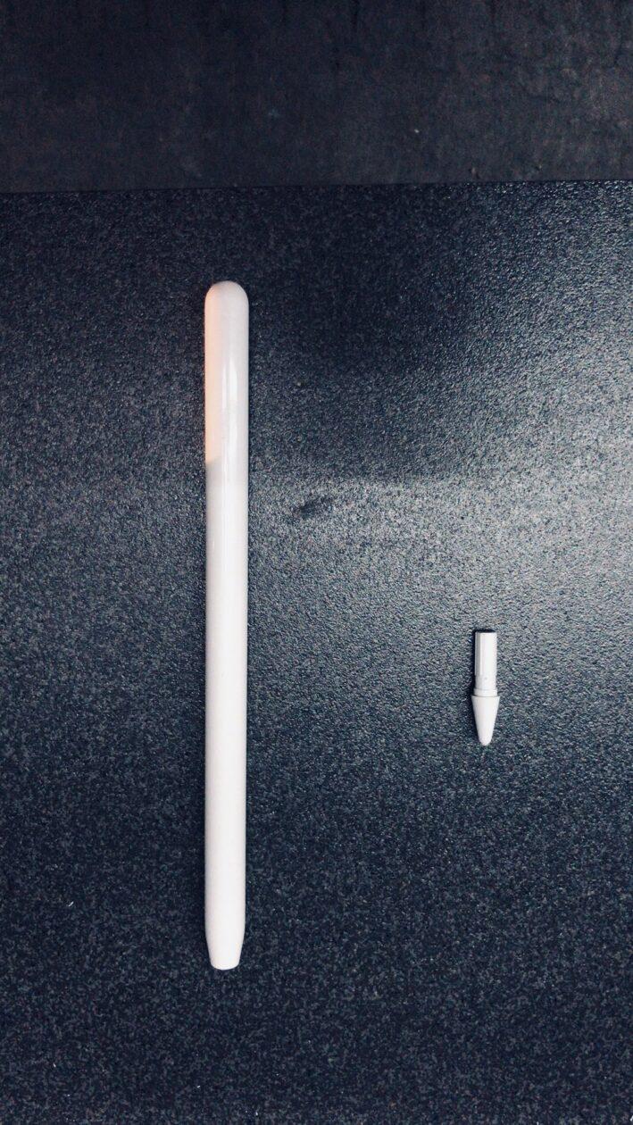 Novo Apple Pencil