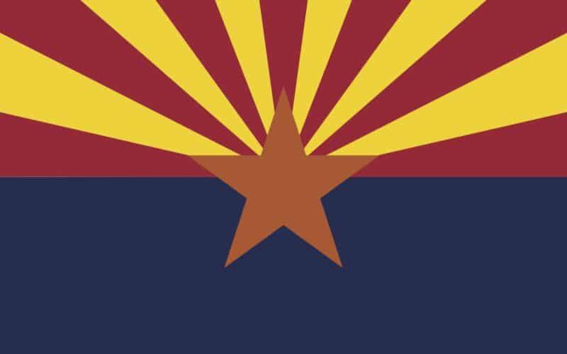 Bandeira do Arizona