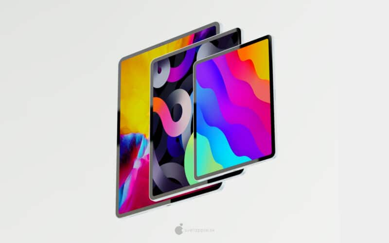 Conceito de novo iPad mini