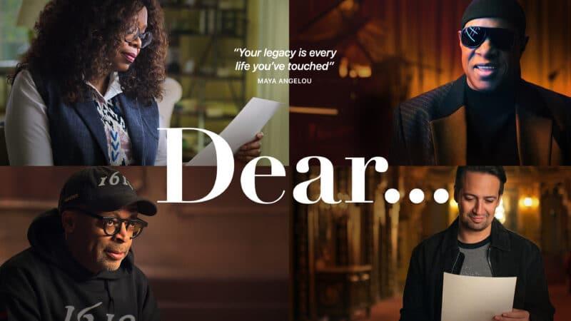 "Apple TV+: ""Dear…"""