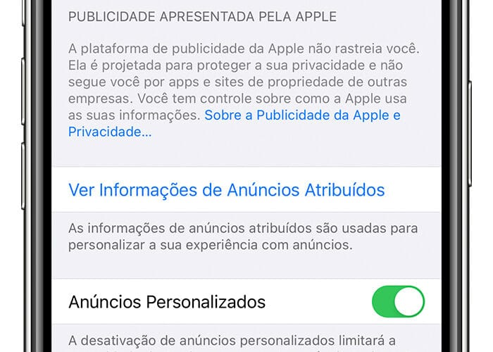 Publicidade da Apple