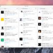 TweetDeck para Mac