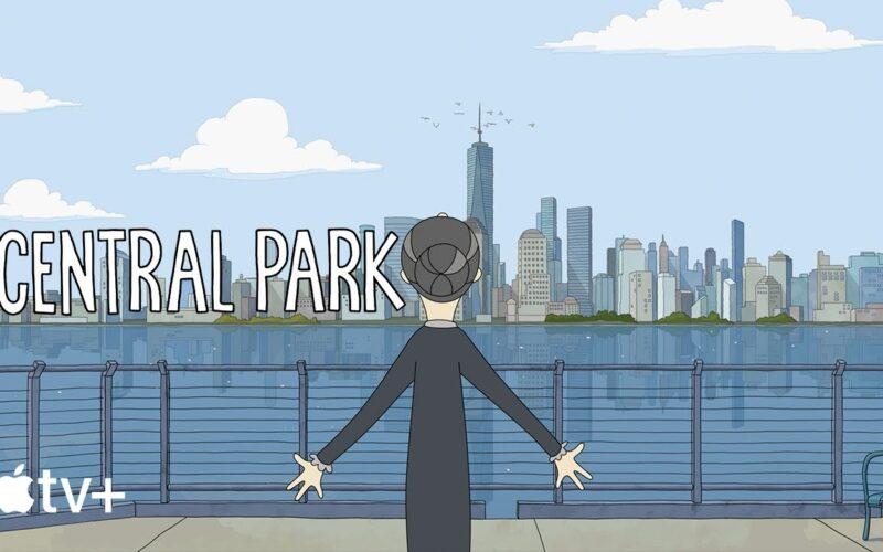 "Traler de ""Central Park"", do Apple TV+"