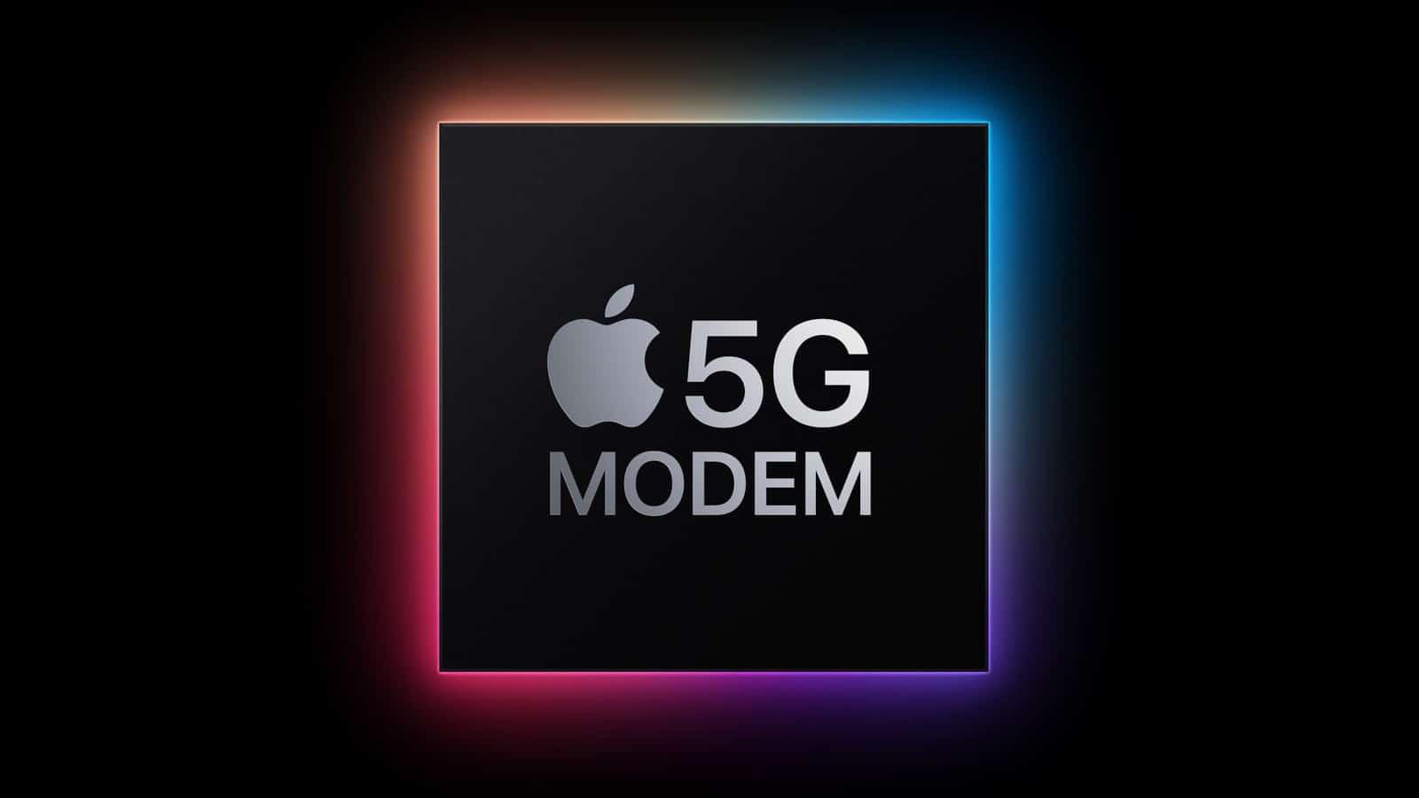 Modem 5G da Apple