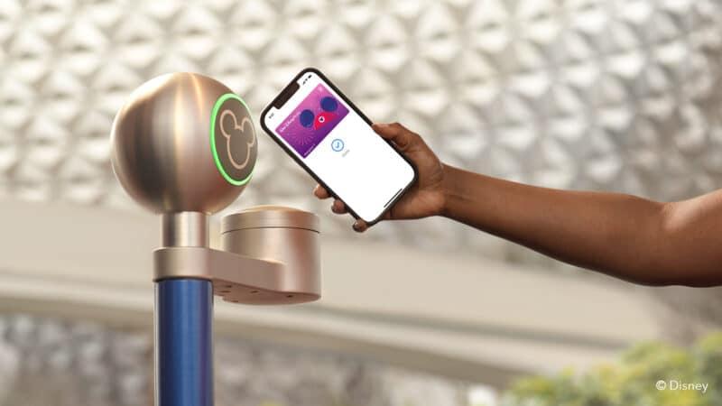 MagicMobile, ingresso digital para os parques da Disney integrado ao iPhone