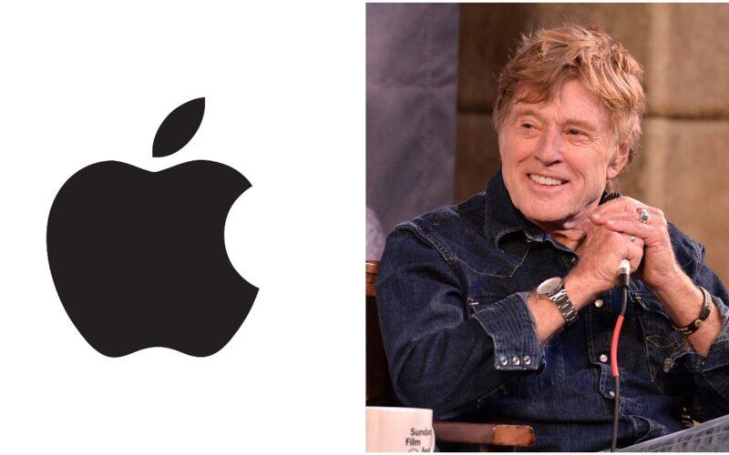 Apple e Robert Redford