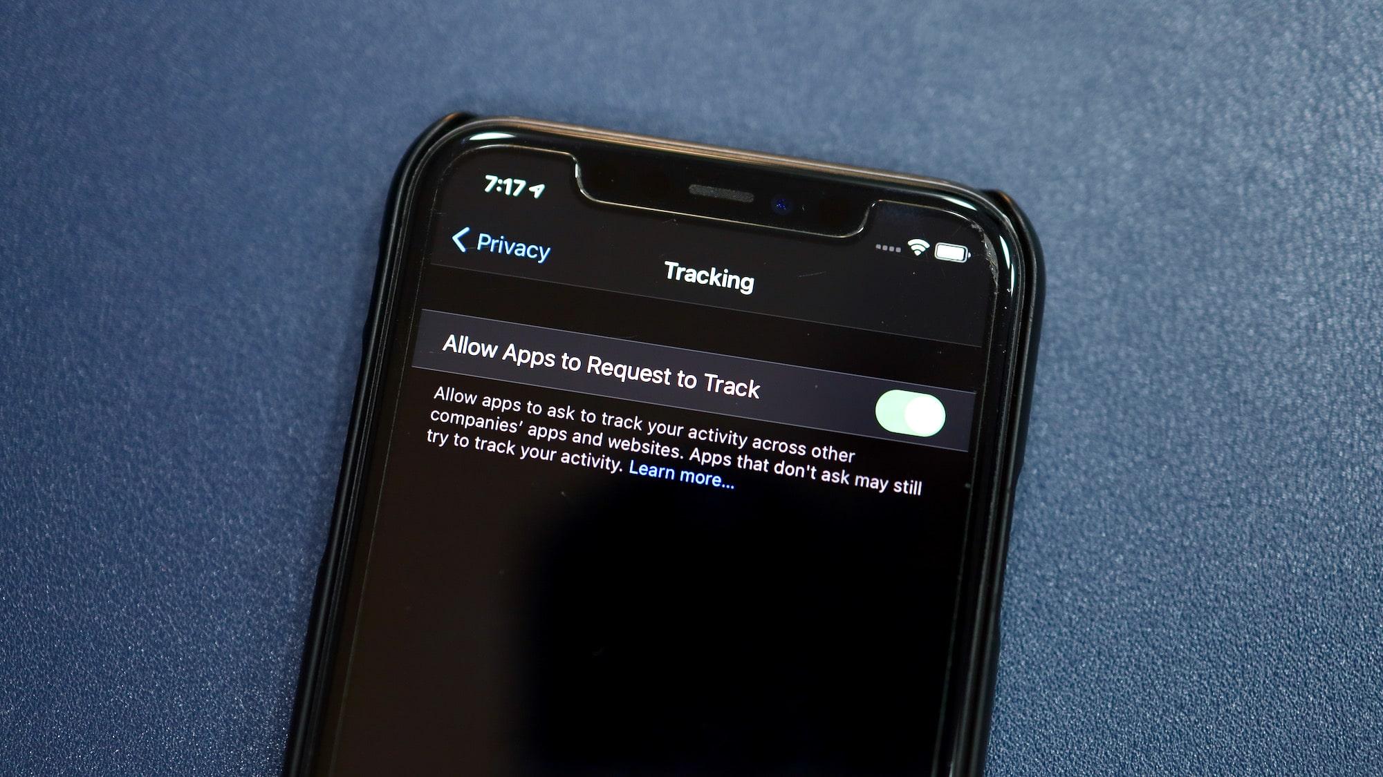 Recurso ATT no iOS