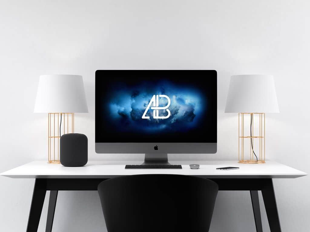 iMac Pro e HomePod